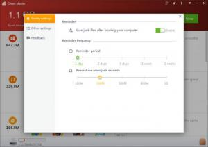 Enlarge Clean Master Screenshot