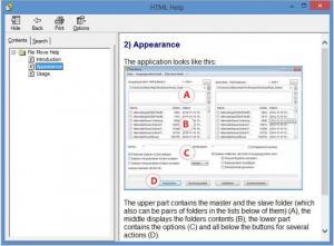 Enlarge Alternate File Move Screenshot