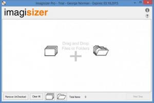Enlarge Imagisizer Screenshot