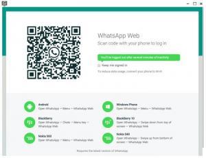 Enlarge WhatsappTime Screenshot