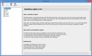 Enlarge AlomWare Lights Screenshot