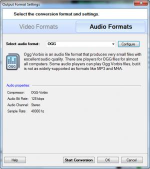 Enlarge Digital Media Converter Screenshot