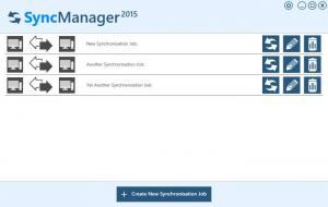 Enlarge SyncManager Screenshot