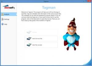 Enlarge Tagman Screenshot