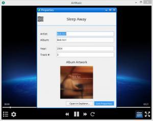 Enlarge AirMusic Screenshot