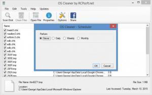Enlarge OS Cleaner Screenshot
