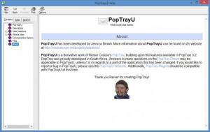 Enlarge PoptrayU Screenshot