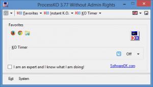 Enlarge ProcessKO Screenshot