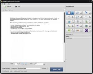 Enlarge Soft4Boost Document Converter Screenshot