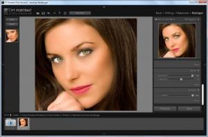Enlarge PT Portrait Screenshot