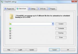 Enlarge Z-DataDVD Screenshot