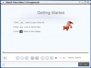 Enlarge Xilisoft Video Editor Screenshot