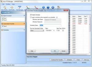 Enlarge Auto FTP Manager Screenshot