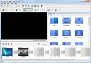 Enlarge Auto Movie Creator Screenshot