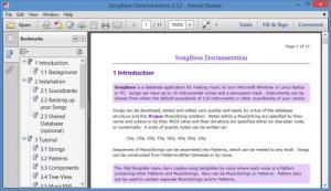 Enlarge SongBase Screenshot