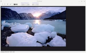 Enlarge PhotoResizer Screenshot