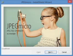 Enlarge JPEGmicro Screenshot