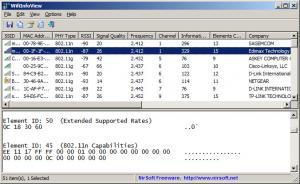 Enlarge WifiInfoView Screenshot