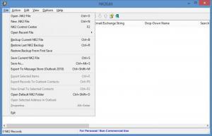 Enlarge NK2Edit Screenshot