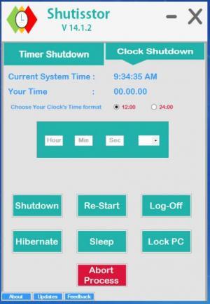 Enlarge Shutisstor Screenshot