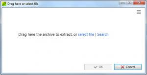 Enlarge PeaExtractor Screenshot