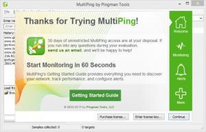 Enlarge MultiPing Screenshot