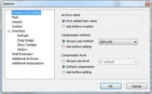 Enlarge AX-ZIP Archiver Screenshot
