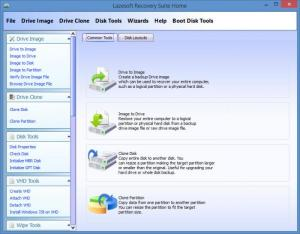 Enlarge Lazesoft Recovery Suite Screenshot