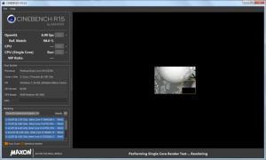 Enlarge MAXON CINEBENCH Screenshot