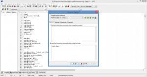 Enlarge Orwell Dev-C++ Screenshot