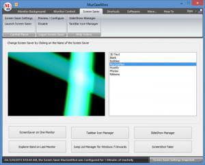 Enlarge MurGeeMon Screenshot