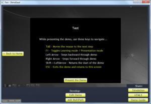 Enlarge DemoEasel Screenshot
