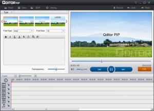 Enlarge Qditor Screenshot
