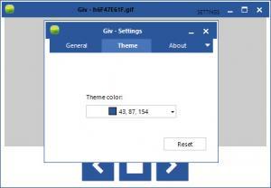 Enlarge Giv Screenshot