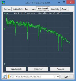 Enlarge SSD-Z Screenshot