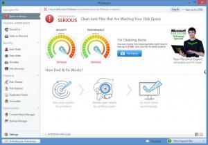Enlarge PCKeeper Live Screenshot
