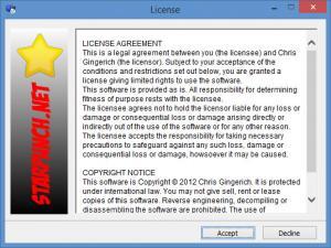 Enlarge Copy Contents Screenshot