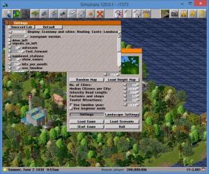 Enlarge Simutrans Screenshot