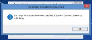 Enlarge Symlink Helper Screenshot