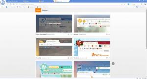 Enlarge UC Browser Screenshot
