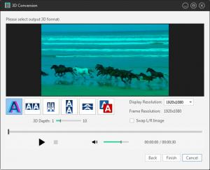 Enlarge Xilisoft Video Converter Ultimate Screenshot