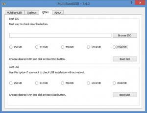Enlarge MultiBootUSB Screenshot