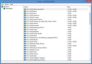 Enlarge Tzedit Screenshot