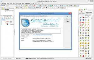 Enlarge SimpleMind Screenshot