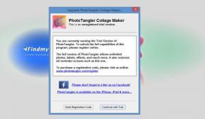 Enlarge PhotoTangler Collage Maker Screenshot