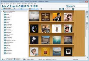 Enlarge Music Collector Screenshot