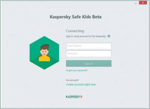 Enlarge Kaspersky Safe Kids Screenshot