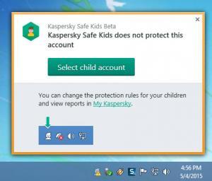 Enlarge Kaspersky Safe Kids Screenshot