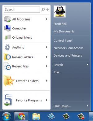 Enlarge Finalbird Screenshot