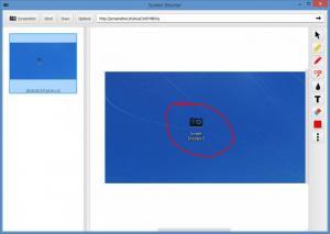 Enlarge ScreenShooter Screenshot
